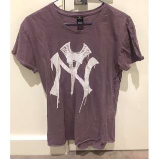 Death by Zero 'New York x Paris' T-shirt