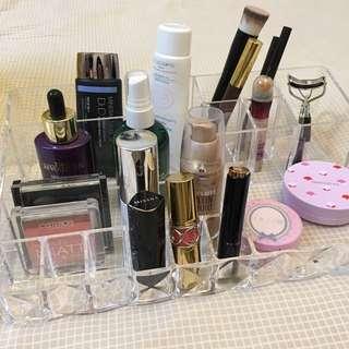 化妝品收納