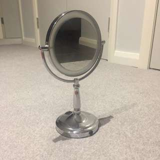 Double Side Make Up Mirror