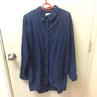 Monki Oversized Shirt