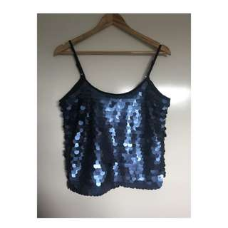 MISS GUIDED TOP BNWT 12