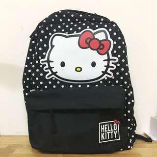 Hello Kitty點點後背包