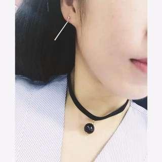 韓國耳釘耳環長款耳墜