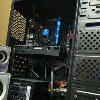 Desktop i5 6400 (6Gen) GTX 1050Ti