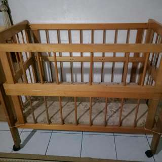 Box bayi kayu (babby box)