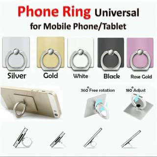 Phone Ring Universal For Mobile Phone / Tablet