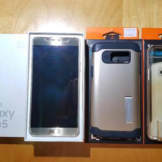 Samsung Galaxy Note5 32GB Gold Platinum