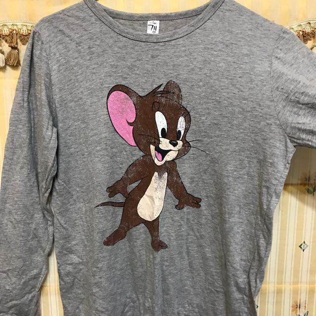 傑利鼠上衣