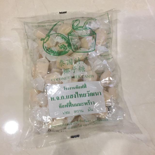 泰國椰子糖