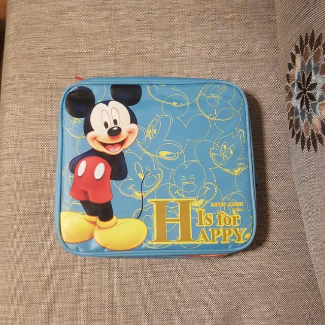 迪士尼米老鼠 保冷袋