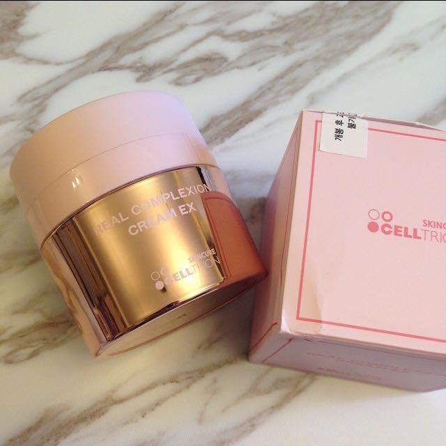 🇰🇷 #金泰熙代言💕GetitBeauty推薦‼  ❤️韓國 #Hanskin粉紅保濕素顏霜 🌹 ✨此為新版EX 升級版✨