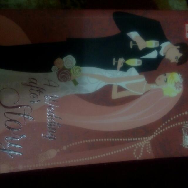 A Wedding After Story By Merry Maeta Sari
