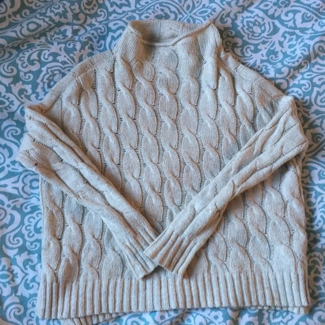 Aerie Knit Turtleneck