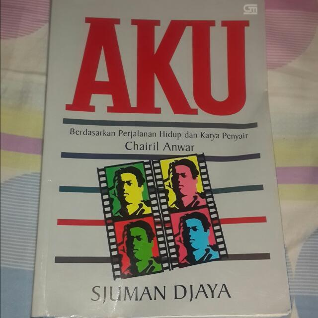 AKU by SJUMAN DJAYA