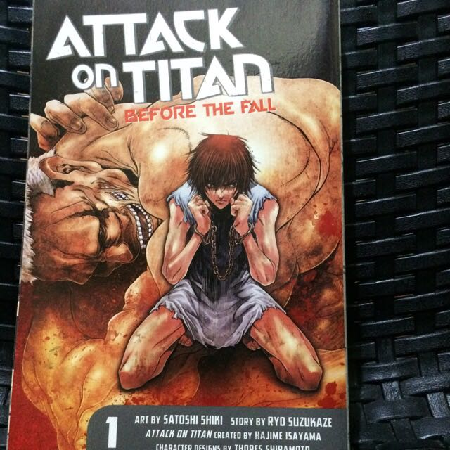Attack On Titan spin offs