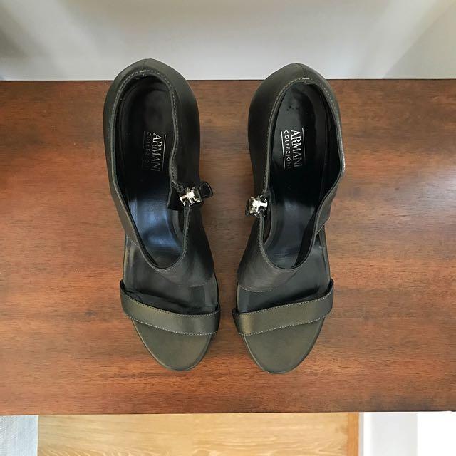 Authentic Armani Collezioni Stiletto Heels