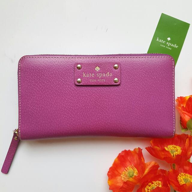 Authentic Kate Spade Neda Wallet