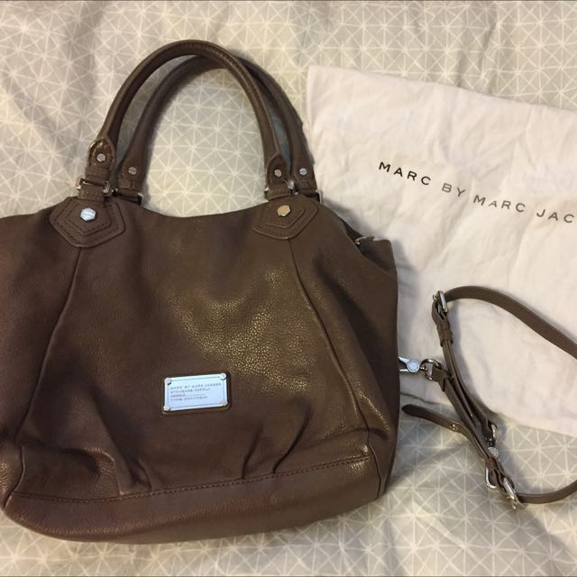 PRICE DROP!! Authentic Marc by Marc Jacobs Satchel Tote