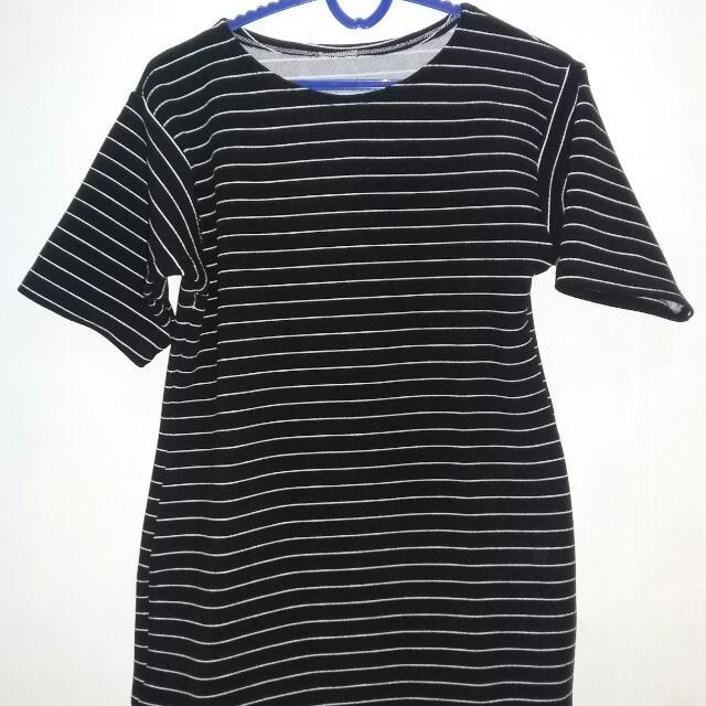 Baju Stripe