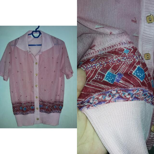 Baju Transparan