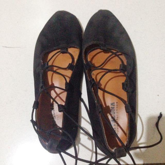 balerina shoes