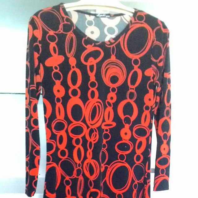 Blouse Material Jersey