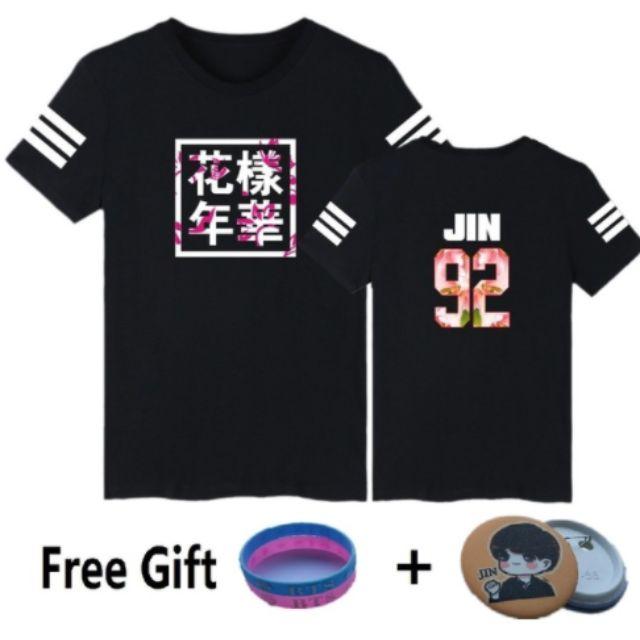 BRAND NEW** BTS Tshirt + FREE Gift!