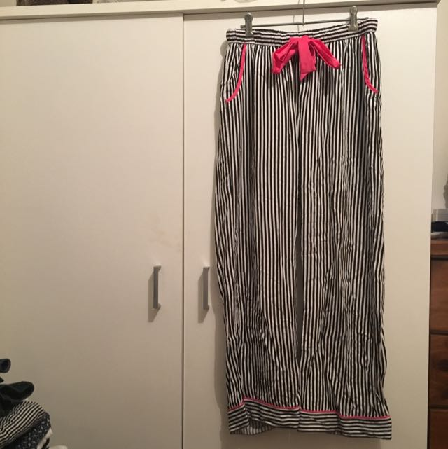 Bras N Things Pyjama Pants, Size 8