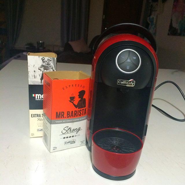 Caffitaly Coffee Machine