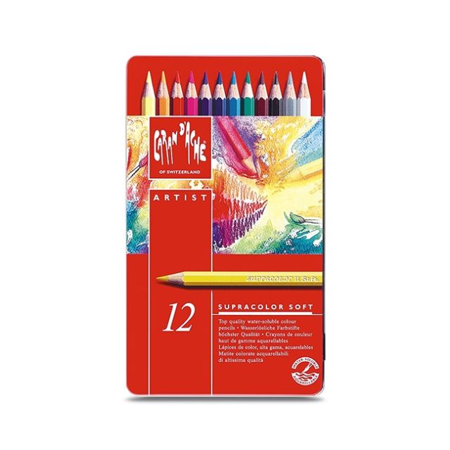 Caran D'Ache Supracolor Watercolor Pencils