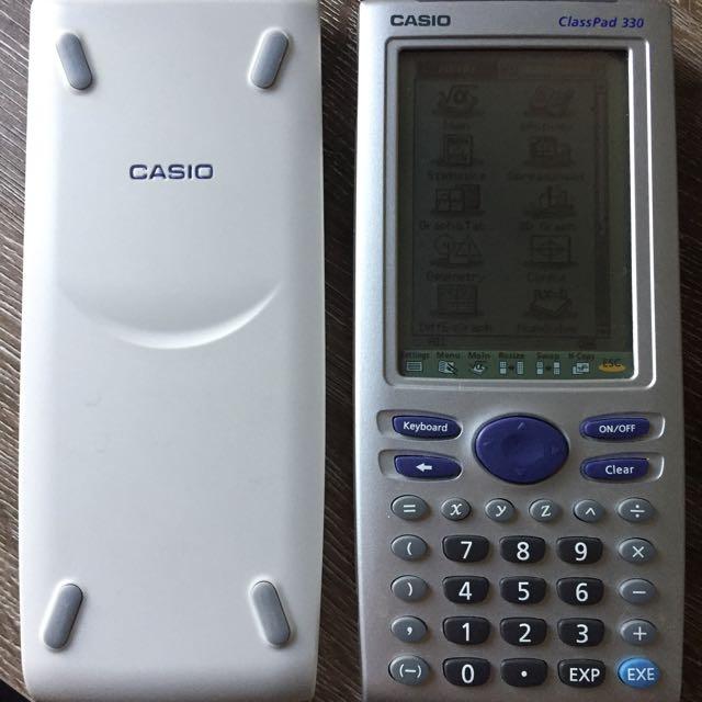 CASIO 330 Calculator