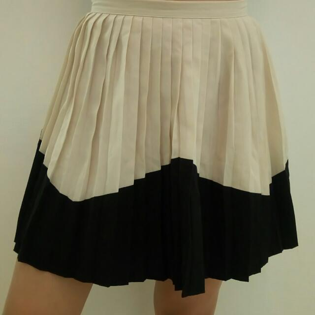 Cheerleader Style Skirt