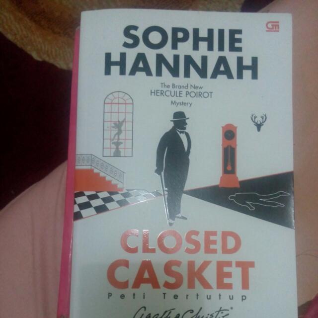 Closed Casket By Agatha Christie