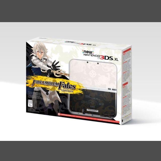 Fire Emblem Limited Edition 3DS XL