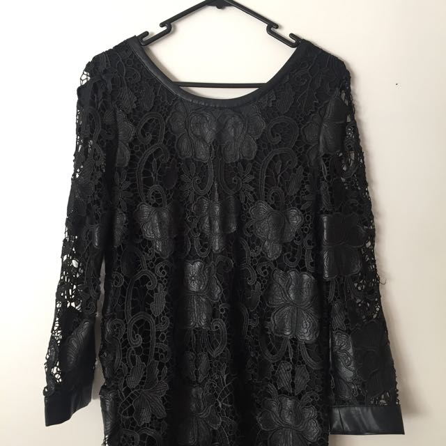 We Are Kindred Black Dress Size 10