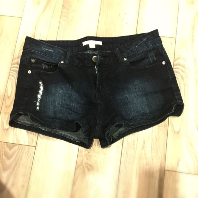 Forever 21 Jean Shorts Size 28