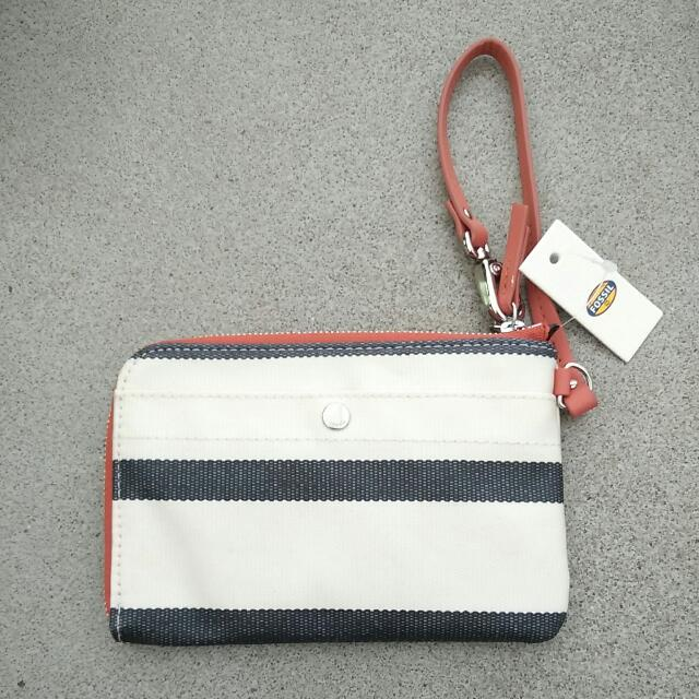 Fossil - Stripes Wallet