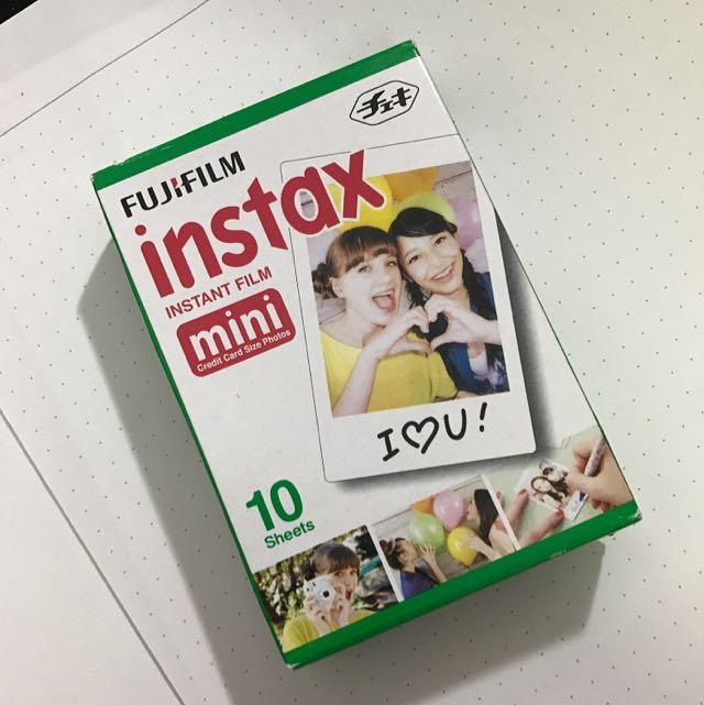 FUJIFILM Polaroid Film