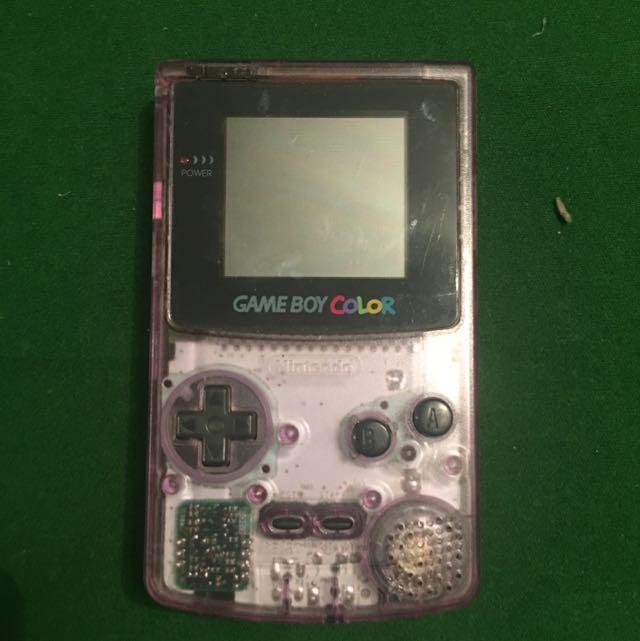 Game Boy Colour