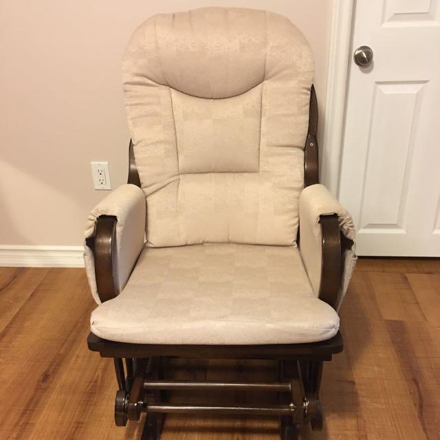 Glider Rocking Chair