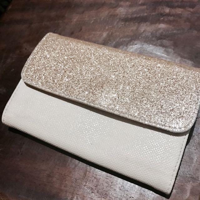 Gold Purse/wallet