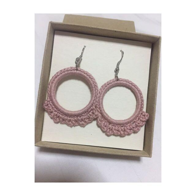 Hand Made 耳環