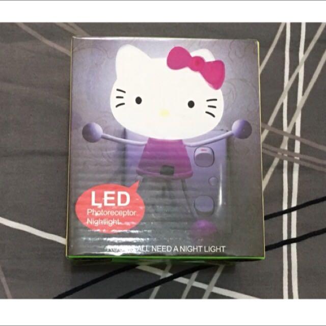 Hello Kitty LED燈