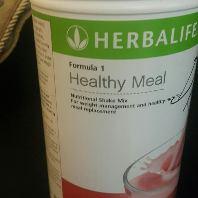 Herbalife Formula 1 Nutritional Shake Mix