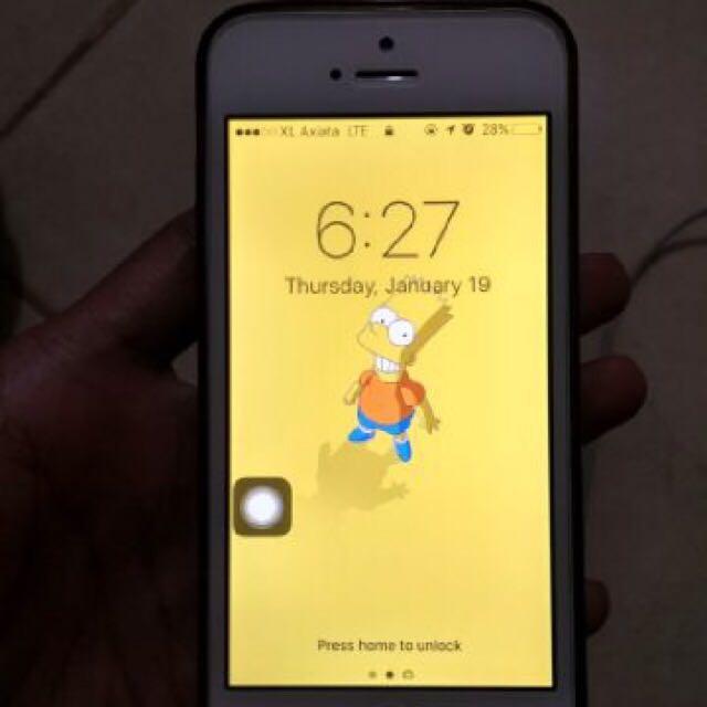 iPhone5s Eks Trio [Re-price]