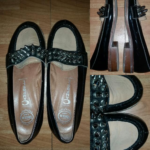 Birthday Sale!!! Jeffrey Campbells Spiked Oxford Shoes Size 9