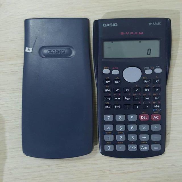 Kalkulator Scientific Casio FX- 82MS