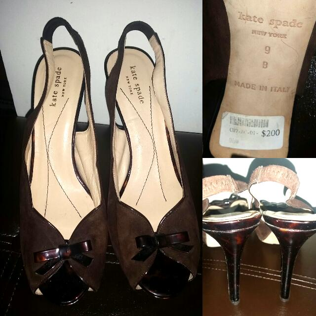 Birthday Sale!!! Kate Spade New York Platform Heels Size 9 Retail For $200