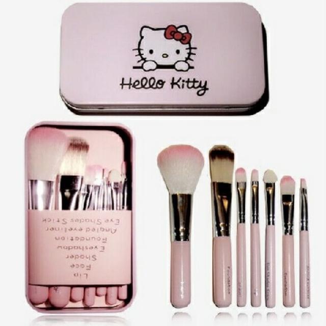 Kuas Hello Kitty