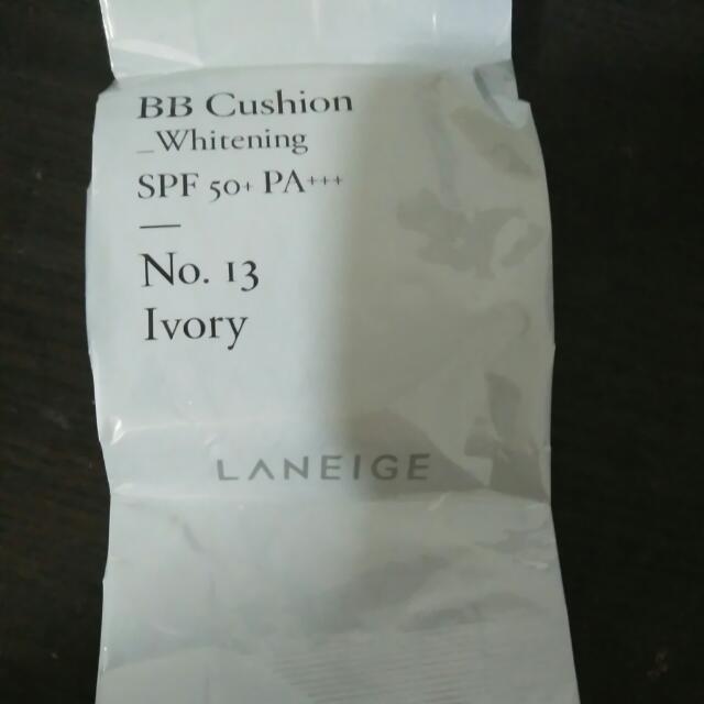 LANEIGE BB CUSHION - Whitening ( Ivory .13)